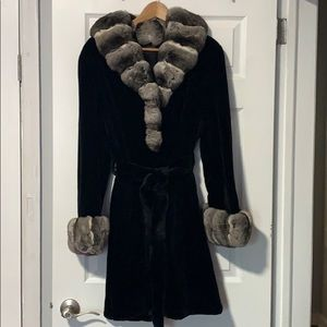 Jackets & Blazers - Real Mink and Chinchilla fur -Excellent condition